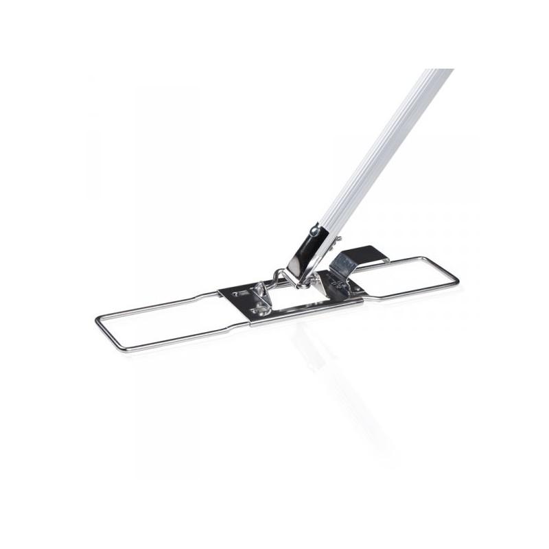 Vloerwisser Ha-Ra metaal 42 cm met vaste steel