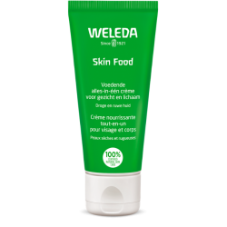 Weleda skin Food gewoon en light