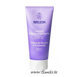 Weleda lavendel ontspanningsdouche 200 ml 200 ml