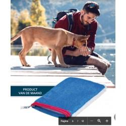 Gant de toilettage pour votre animal de compagne