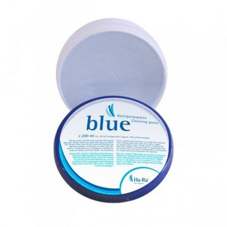 Schuurcreme blue pasta Ha-Ra met doek