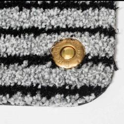 Ha-Ra binnenmat middel 90 x 65 cm grijs