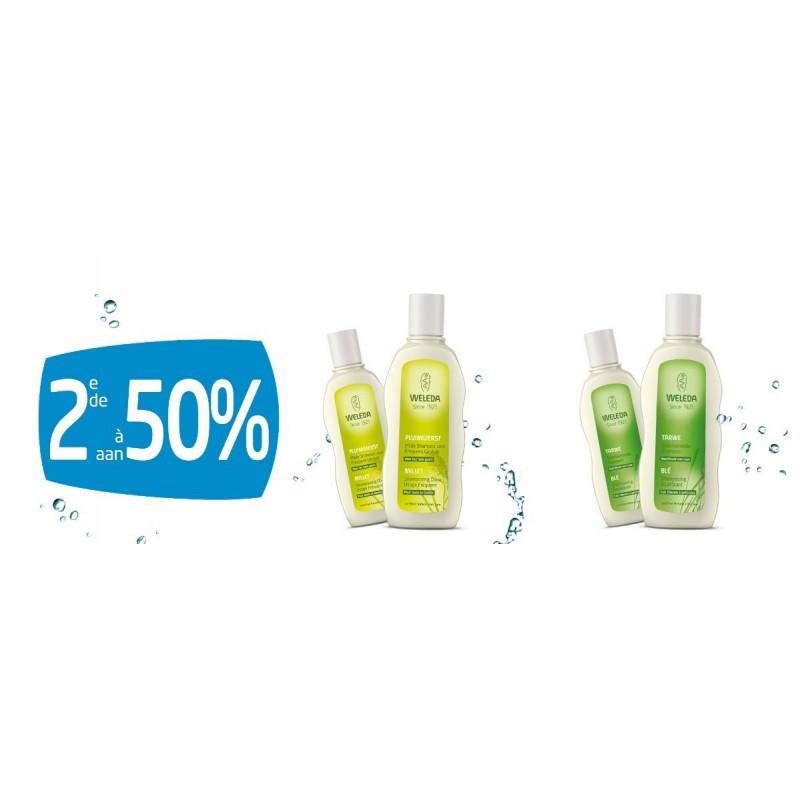 Promo shampoo Weleda