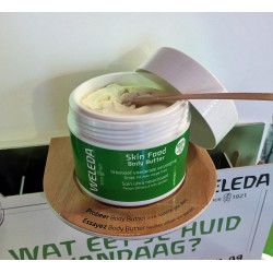 Body butter Weleda skin food
